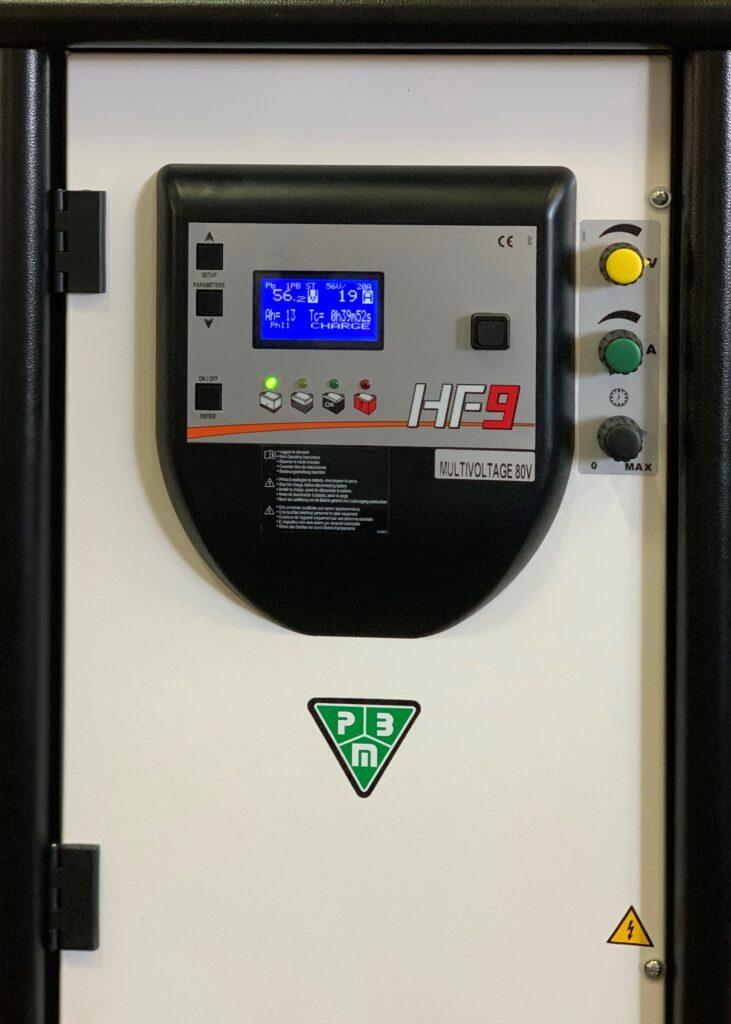 PBM HF-9 töltő