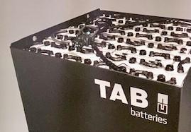 TAB trakciós akkumulátor